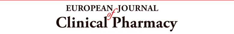 European Journal of Clinical Pharmacy